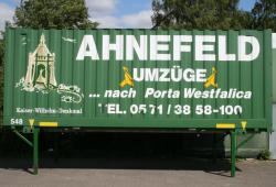 Ahnefeld Kaiser Wilhelm Denkmal