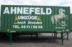 Ahnefeld Sachsenroß