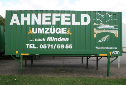 Ahnefeld Wasserstraßenkreuz Minden