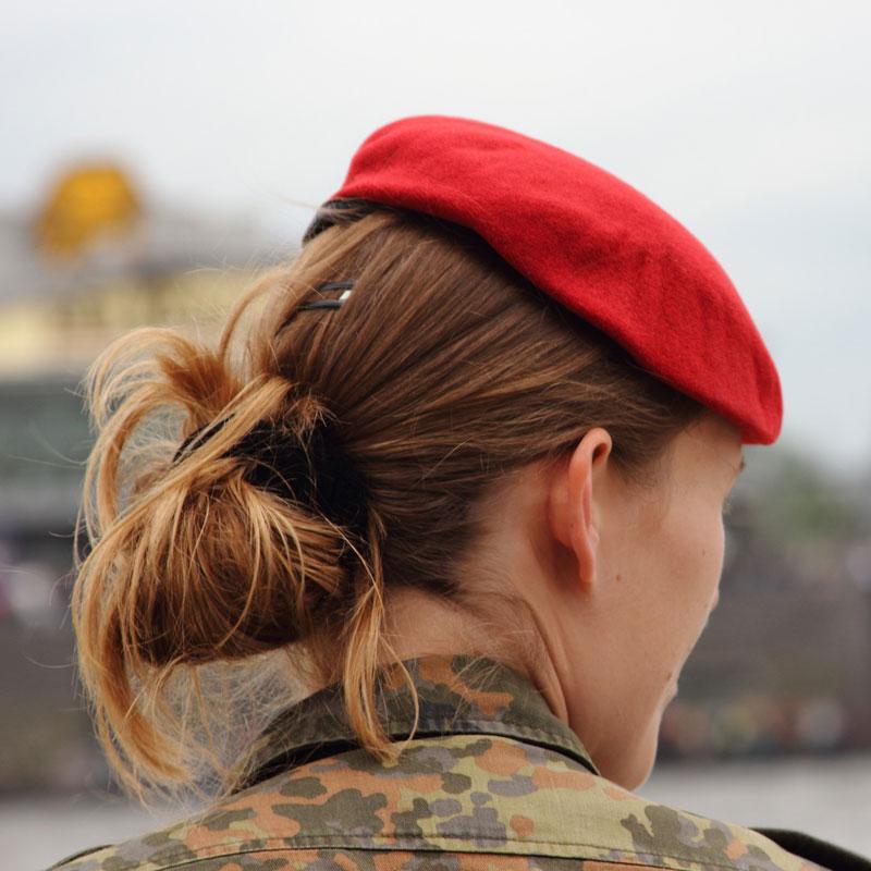 Bundeswehr Umzug